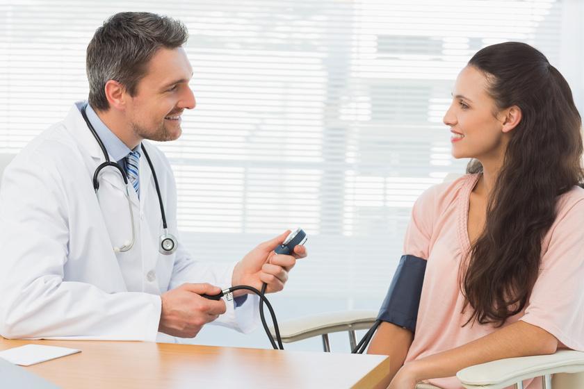 Magas vérnyomás szűrőcsomag