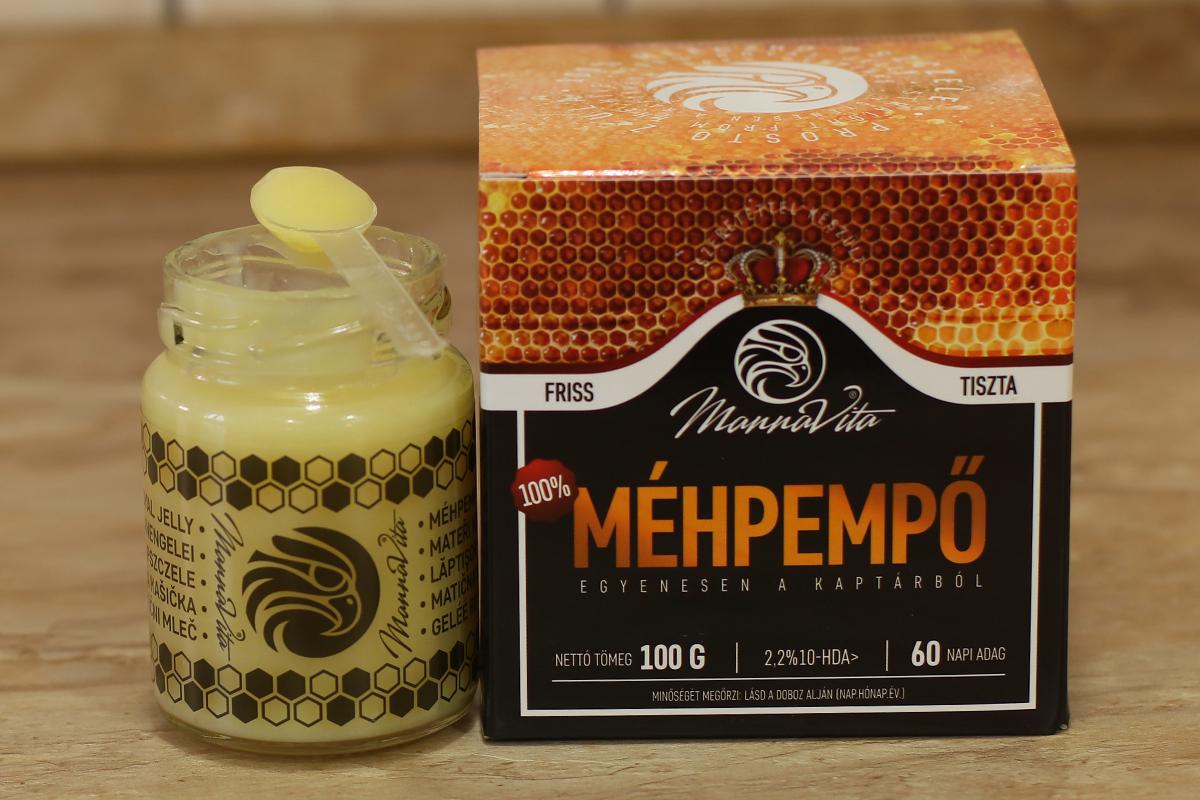 méhpempő magas vérnyomás ellen)