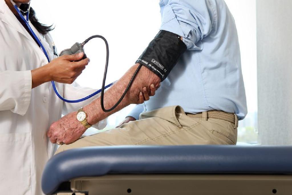 piócák magas vérnyomás esetén történő beállításának sémája