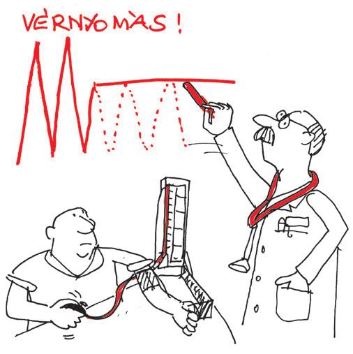 információk a magas vérnyomásról