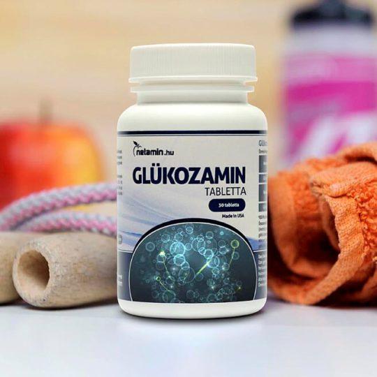 G&G Glükozamin kondroitinnal és C-vitaminnal kapszula