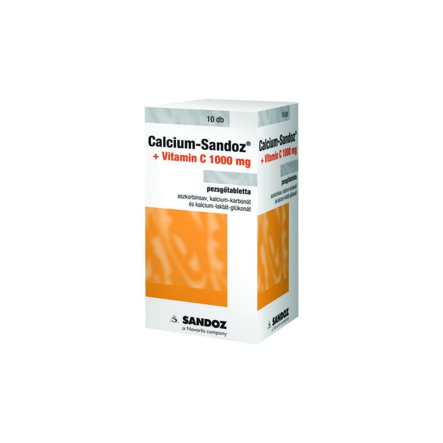magas vérnyomás kalcium-glükonát