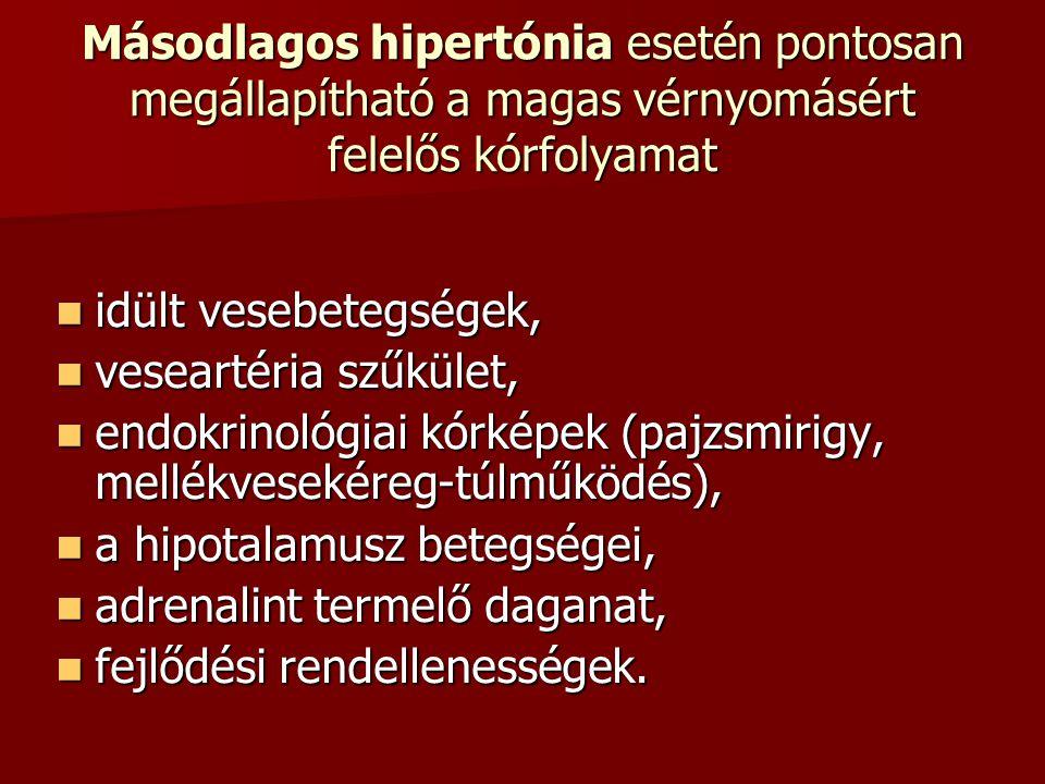 hipotalamusz és magas vérnyomás)