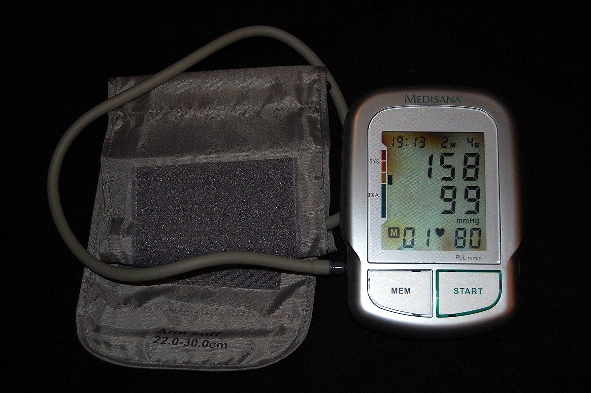 magas vérnyomás 1 stádiumú CVD 2 kockázata