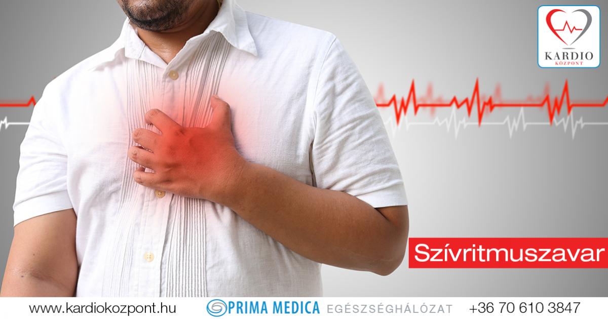 magas vérnyomás esetén a bradycardia kezelése magas vérnyomás és chondrosis
