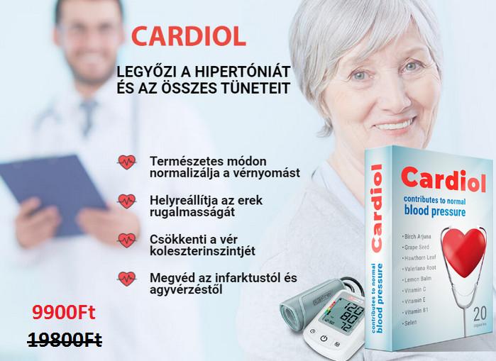 ASD-kezelés magas vérnyomás esetén kardamom magas vérnyomás esetén