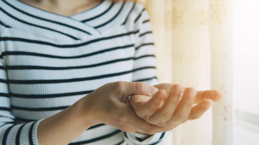 magas vérnyomás és kézremegés