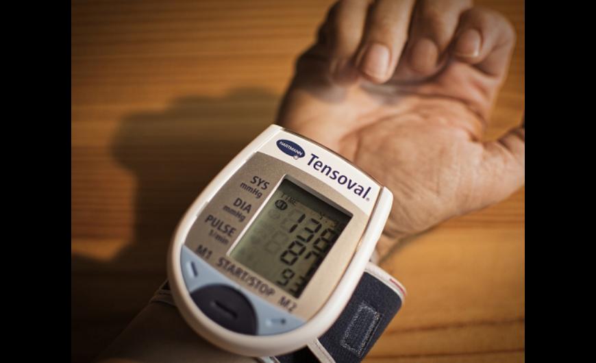 lélegzetvisszatartás magas vérnyomás