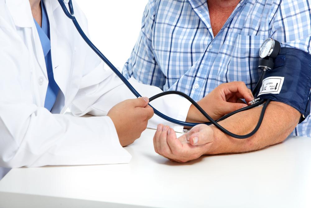 magas vérnyomás ARVI-val)