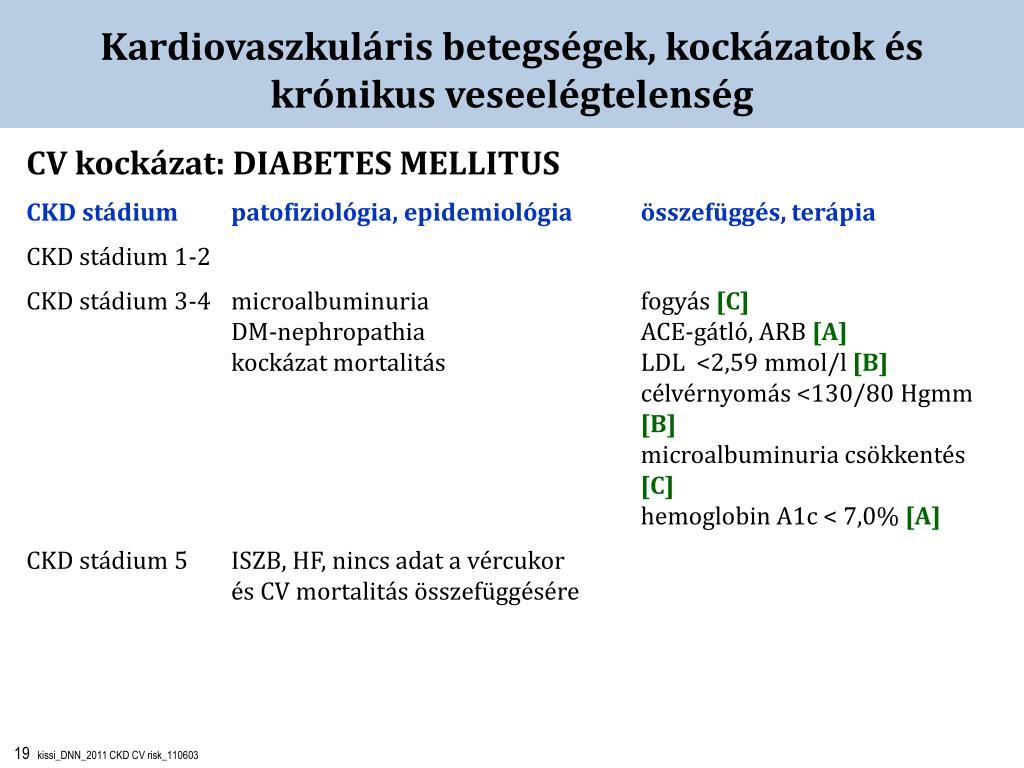 magas vérnyomás 2 stádium 1 stádium 4 kockázat
