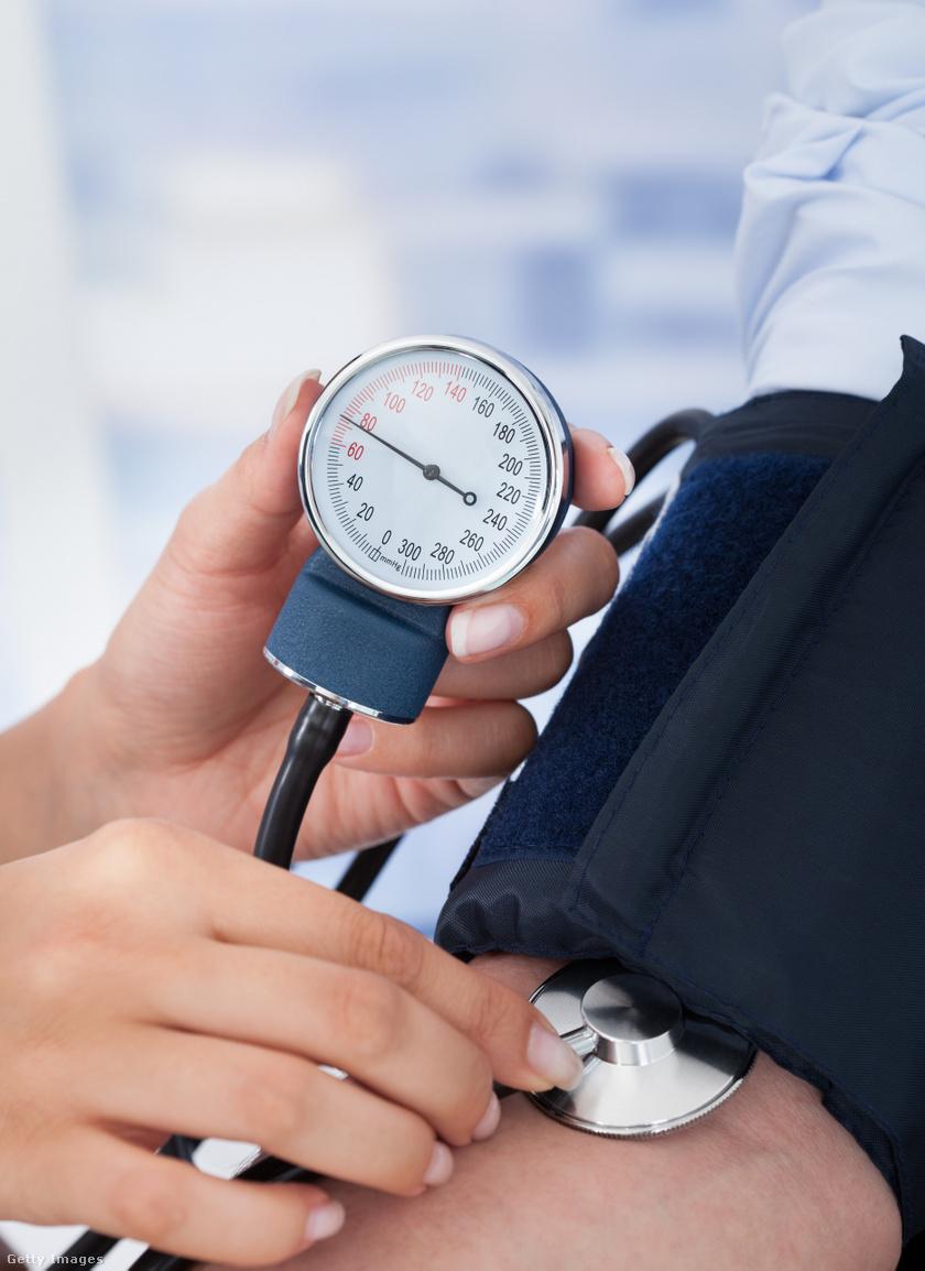 hogyan lehet rendbe jönni a magas vérnyomás esetén