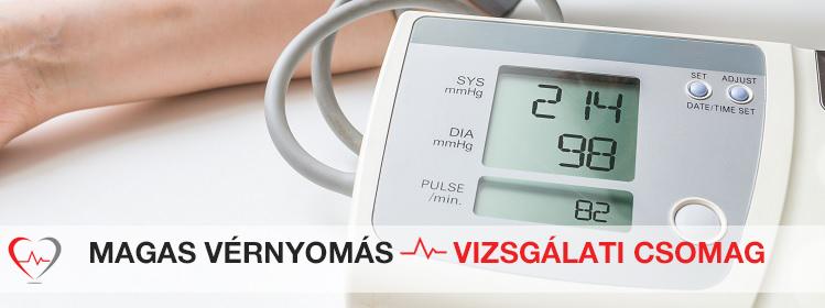 vérvizsgálat magas vérnyomás esetén 2 fok magas vérnyomás kezelése modern gyógyszerek